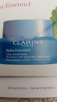 Clarins - Hydra-Essentiel - Crème désaltérante