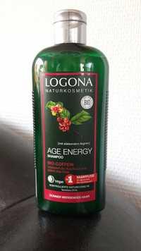 Logona - Age energy - Shampoo
