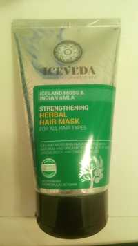 ICEVEDA - Iceland moss & Indian Amla - Herbal hair mask