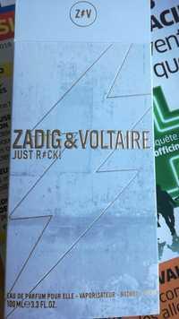 Zadig & Voltaire - Eau de parfum pour elle