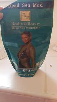 HEALTH & BEAUTY - SPA - Dead sea mud