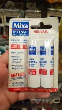 Mixa - Intensif peaux sèches - Soin des lèvres