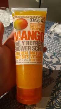 NSPA - Mango - Daily refresh shower scrub