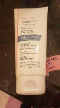 DUCRAY - Ictyane - Crème émolliente nutritive