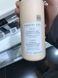 KRISTIN ESS - L'unique - Après-shampooing signature
