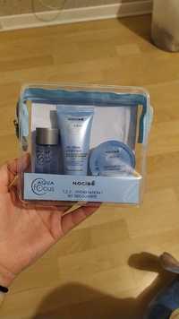 NOCIBÉ - Aqua focus - 1, 2, 3... Hydratation! kit decouverte