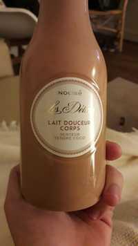 NOCIBÉ - Les délices - Lait douceur corps senteur tendre coco