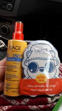 URIAGE - Bariésun - Spray enfant SPF 50+