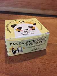 Lookatme - Gold - Panda hydrogel eye patch