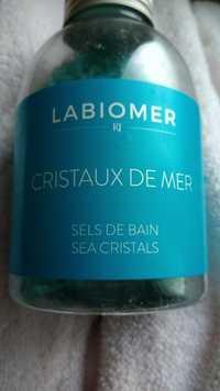 LABIOMER - Cristaux de mer - Sels de bain