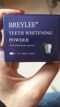 BREYLEE - Teeth whitening powder