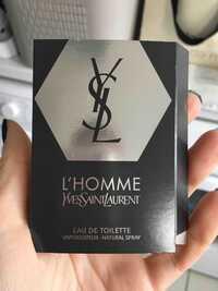 YVES SAINT LAURENT - L'homme - Eau de toilette