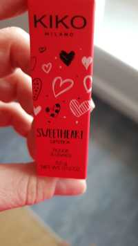 Kiko - Sweetheart - Rouge à lèvres