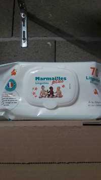 Marmailles - Lingettes bébé