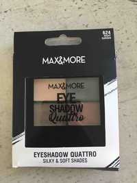 Max & More - Eyeshadow quattro 624 night garden