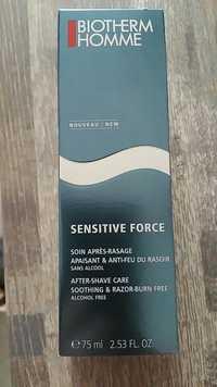 Biotherm - Homme sensitive force - Soin après-rasage