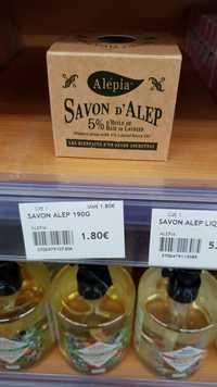 Alepia - Savon d'Alep 5% d'huile de baie de laurier