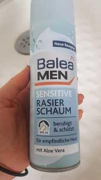 Balea - Men sensitive - Rasier schaum