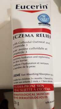 EUCERIN - Eczema relief - Crème