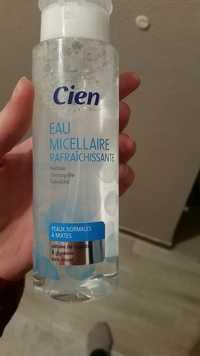 Cien - Eau Micellaire Rafraîchissante peaux normales à mixtes