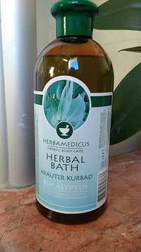HERBAMEDICUS - Kräuter Kurbad herbal bath eukalyptus
