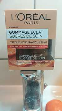 L'Oréal - Gommage éclat sucres de soin