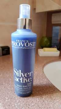 FRANCK PROVOST - Silver Active - Soin sans rinçage