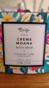 BAIJA - Crème moana - Fleur de tiaré