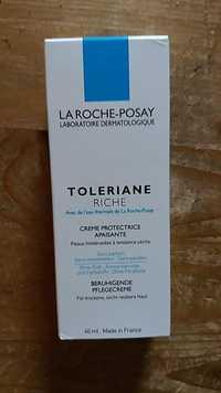 La Roche-Posay - Toleriane  riche - Crème protectrice apaisante