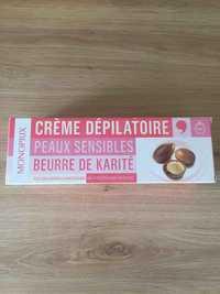 MONOPRIX - Crème dépilatoire - Beurre de karité