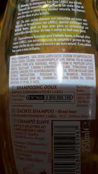 LABELL - Camomille & Germes de blé - Shampooing très doux