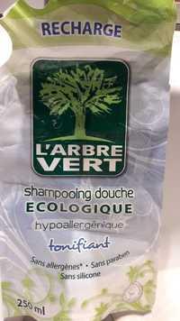 L'Arbre vert - Écologique - Shampooing douche tonifiant