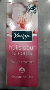 Kneipp - Huile pour le corps à la fleurs d'amandier