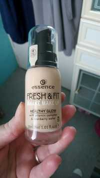 Essence - Fresh & fit - Awake make up