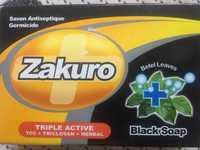 ZAKURO - Triple active - Savon antiseptique germicide