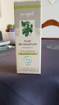 LABORATOIRE DU HAUT-SÉGALA - Pure végétal - Draining huile de calophylle bio