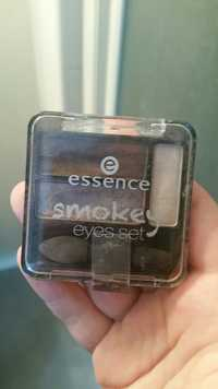 Essence - Smokey eyes set - Blush I fard à joues