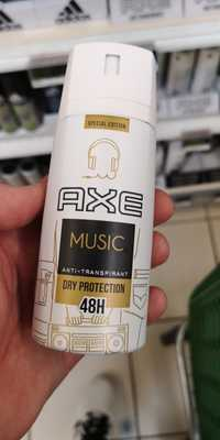 AXE - Music - Anti-transpirant 48h