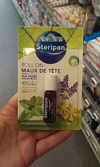 STERIPAN - Roll on maux de tête