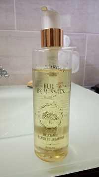 Label Provence Nature - Massage relaxante à l'huile d'argan bio