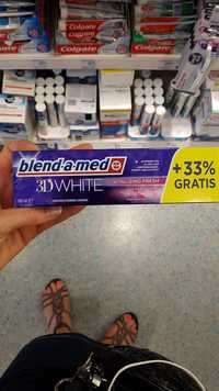 Blend-a-med - 3D White Vitalizing fresh - Zahnschmelzschonende zahncreme