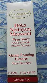 Clarins - Doux nettoyant moussant