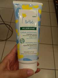 KLORANE - Bébé - Crème hydratante