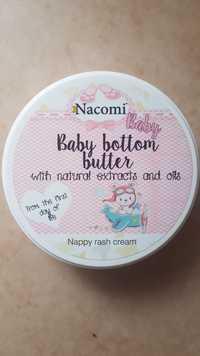 Nacomi - Baby bottom butter - Nappy rash cream