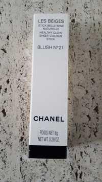 CHANEL - Les beiges - Blush n° 21