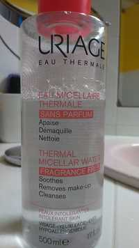 Uriage - Eau micellaire thermale