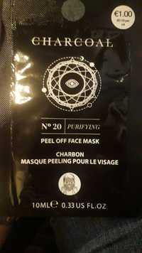 Primark - Charbon - Masque peeling pour le visage