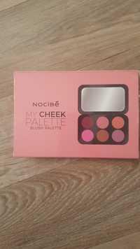 NOCIBÉ - My cheek palette - Blush palette