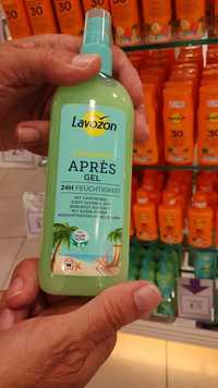LAVOZON - Après gel