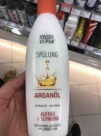 SWISS O PAR - Arganöl - Spülung
